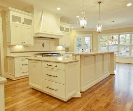 Custom gourmet kitchen by MarDon Construction
