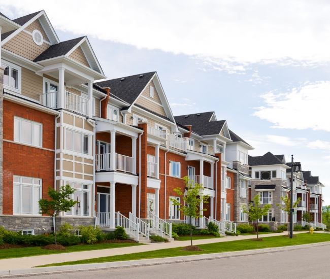 Multi-Family Residential, Apartments and Condominiums by MarDon Construction
